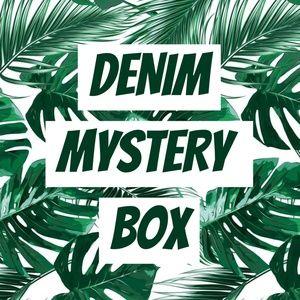 Denim - WOMEN'S DENIM MYSTERY BOX